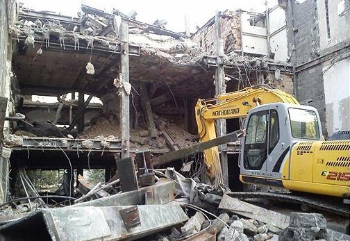 ره آورد اجرای طرح تفصیلی جدید تهران/ ساختمان هایی که نیمه تمام تخریب میشوند