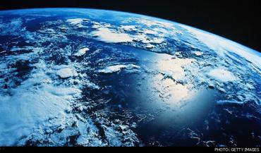 زیباترین تصویر ثبت شده از زمین تاکنون