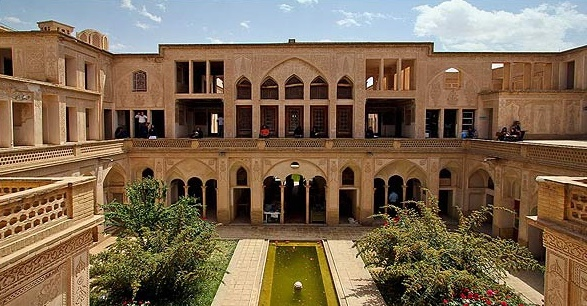 خانههای تاریخی، معادن گردشگری
