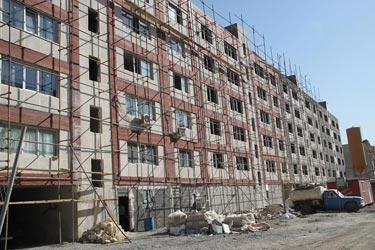 سهم بنیاد مسکن در طرح مسکن اجتماعی ساخت ۹۰۰ هزار واحد است