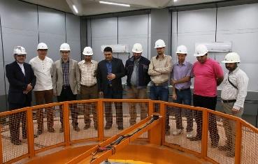 سانتریفیوژ آزمایشگاه پیشرفته مهندسی زلزله راه اندازی شد