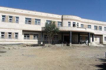 بیمارستان ابهر در سال ۹۵ تکمیل میشود