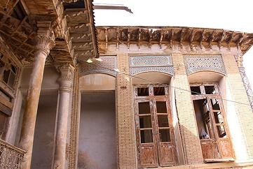 خانه بصیرالسلطنه میزبان مرمتگران شیرازی