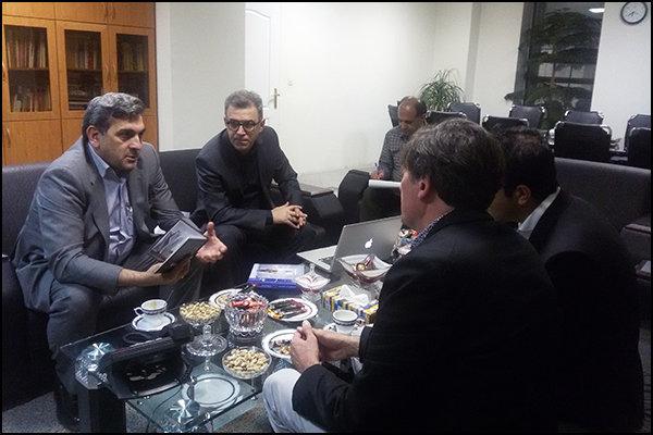توافق درباره برگزاری نمایشگاه معماری معاصر ایران در شهرک معماری پاریس