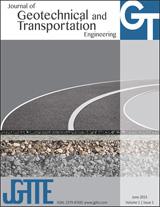 ژورنال مهندسی ژئوتکنیک و حمل و نقل