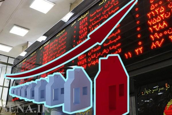 خانه دار شدن بیش از ۴۶۰۰ نفر از طریق بازار سرمایه در هفته گذشته