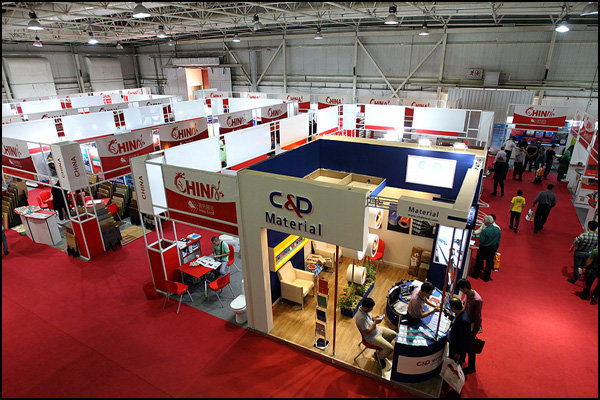 گشایش نخستین نمایشگاه بینالمللی تکنولوژیهای نوین ساختمانی