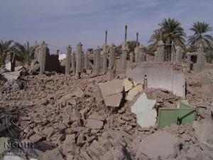 خاطرات مهندس علیرضا سعیدی، دبیر جمعیت کاهش خطرات زلزله ایران از زلزله بم