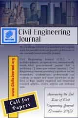فصلنامه مهندسی عمران