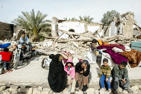 پسلرزههای هولناکتر از زلزله