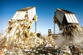 برخورد قاطع محیط زیست با متخلفین ضایعات سوزی