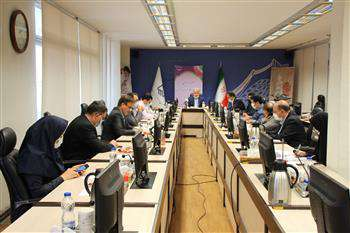 برگزاری جلسه رؤسای سازمان های نظام مهندسی استانها با مهندس خرم