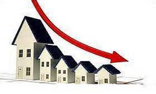 منحنی نزولی قیمت مسکن صاف شده است