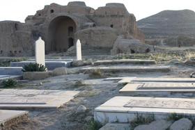 ارائه طرح مرمت مجموعه ساسانی کاخ اردشیر در دانشگاه تهران