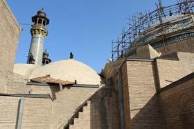 ساخت نخستین مسجد سرای شهر در منطقه ۶