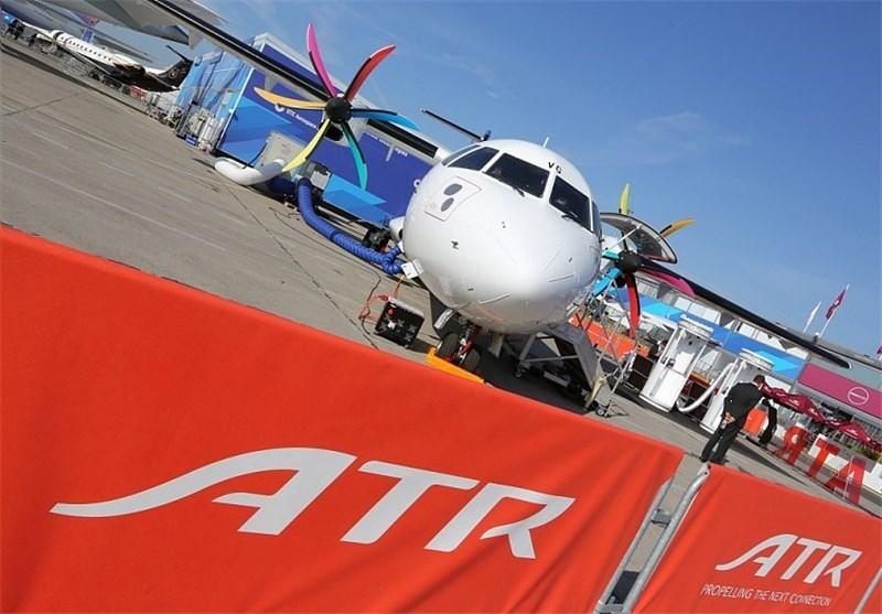اولین هواپیمای ATR آبان ۹۵ به هما تحویل میشود/ مذاکره آسمان برای خرید هواپیمای ATR