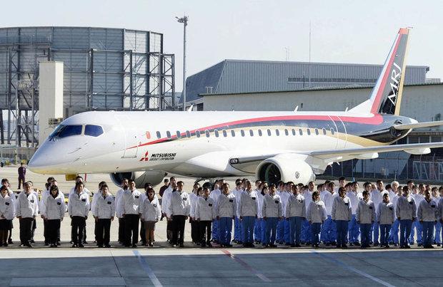 مذاکره میتسوبیشی با ایران ایر برای فروش هواپیما