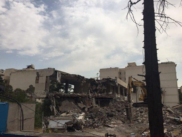 واکنش شورا به تخریب شبانه خانه توران