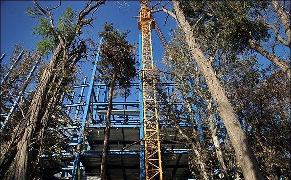 پرونده «برج باغ» هنوز خاک می خورد