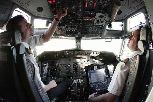 بوئینگ: دنیا هر سال به ۳۱ هزار خلبان جدید نیاز دارد