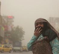 آلایندههای اهواز و آبادان به ۷ برابر حدمجاز رسید