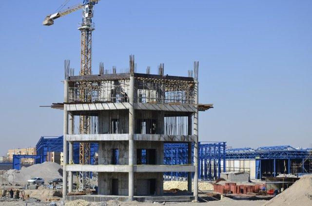 رسیدگی به سد معبر ساختمانی در منطقه ۱۳
