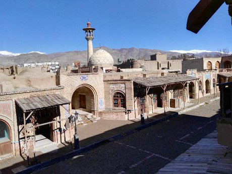 """""""قلعه مولانا"""" تخریب شد"""