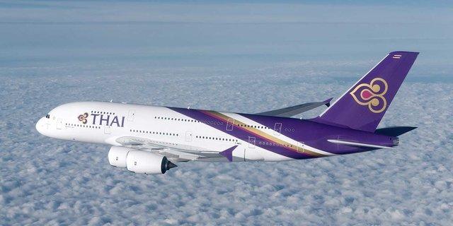 آغاز پروازهای هواپیمایی ملی تایلند به ایران