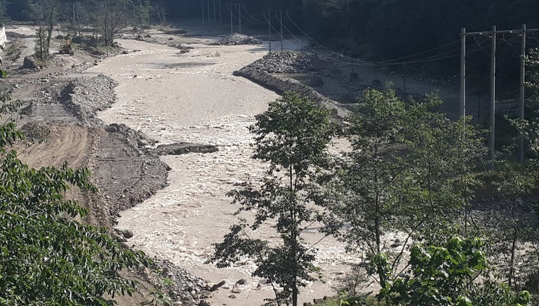 خسارت ۵ میلیارد تومانی سیل روز گذشته به رامسر
