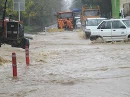 بررسی مدیریت سیلابهای سطح شهر گرگان