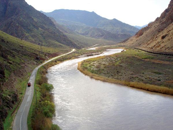 آب رودخانه ارس، آلوده نیست