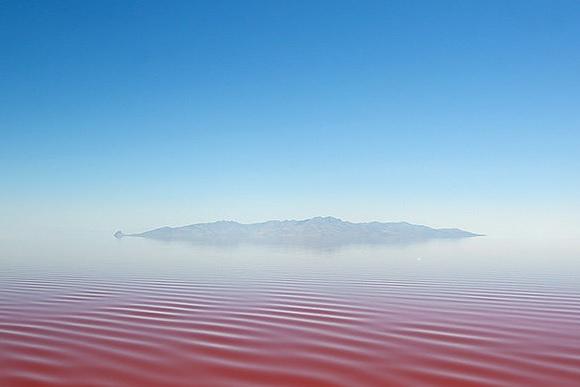 افزایش ۴۴ سانتی تراز دریاچه ارومیه در مهر ماه
