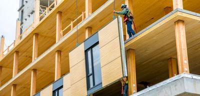 طرح فنلاند برای ساخت خانههای چوبی در ایران