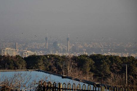آلودگی هوا، اصفهان را برد