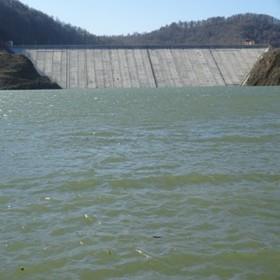 ورودی آب به سدهای کشور منفی شد