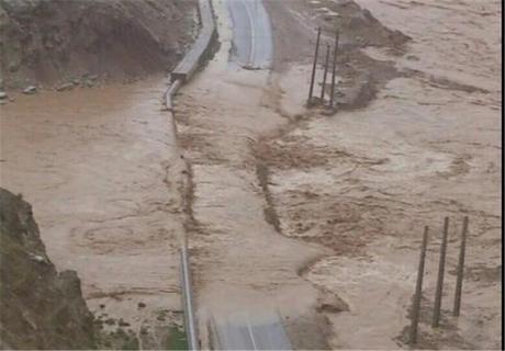 خسارت سیل به ۱۲۰۰ مسکن روستایی و شهری لرستان