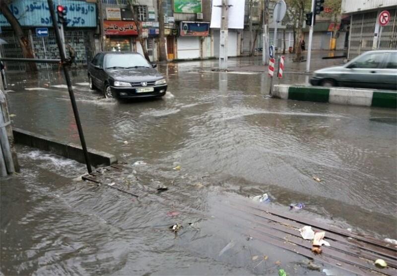 حفر ۳۰ چاه جذبی در قلب تهران با هدف جلوگیری از آب گرفتگی معابر