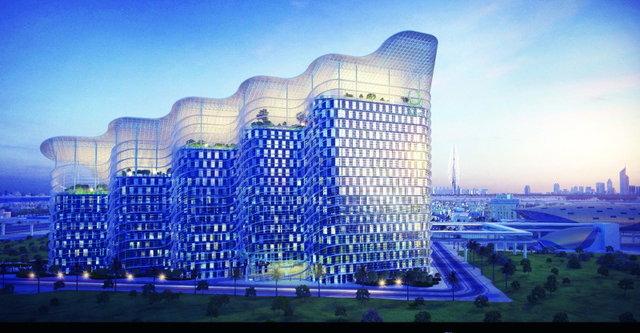 بزرگترین و هوشمندترین برج جهان در دوبی احداث می شود
