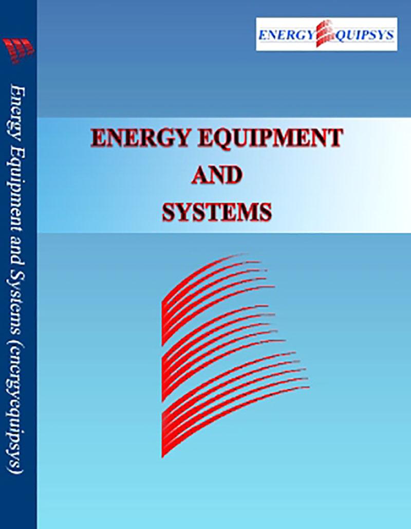 دوفصلنامه تجهیزات و سیستم های انرژی