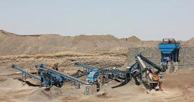 پلمب ۲۱ واحد تولیدکننده مصالح ساختمانی غیراستاندارد در کردستان