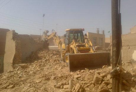 تخریب آثار تاریخی سبب بحران هویت میشود