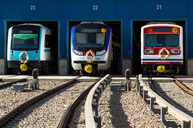متروی فرودگاه امام خمینی(ره) تا پایان سال به بهره برداری می رسد