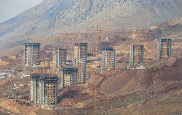 جنب و جوش برای تکمیل زیرساختهای مسکن مهر