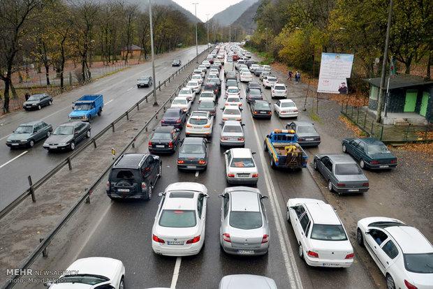 جزئیات محدودیتهای ترافیکی آخر هفته/ چالوس همچنان مسدود