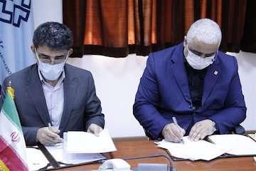 مرکز تحقیقات راه، مسکن و شهرسازی و سازمان نقشهبرداری کشور تفاهمنامه همکاری منعقد کردند
