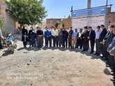 پروژه جمعآوری فاضلاب روستای کهریزه سقز با اعتبار 20 میلیارد ریال افتتاح شد