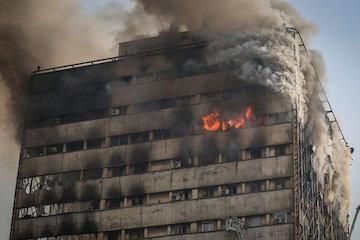 نقش معماری ساختمان در مدیریت بحران آتش سوزی