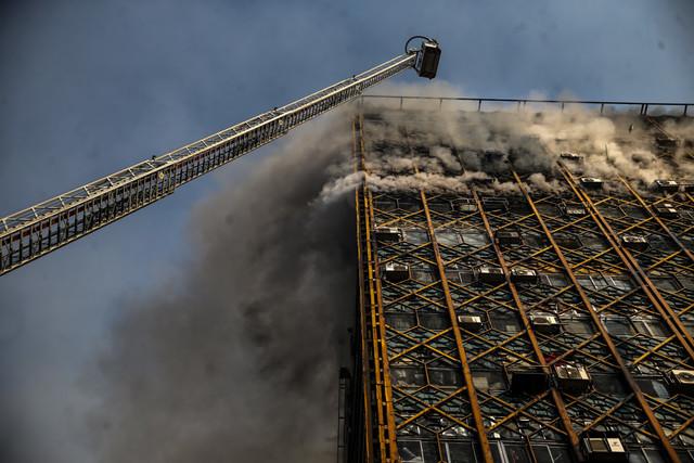 آخرین اخبار از وضعیت بیمه ساختمان پلاسکو