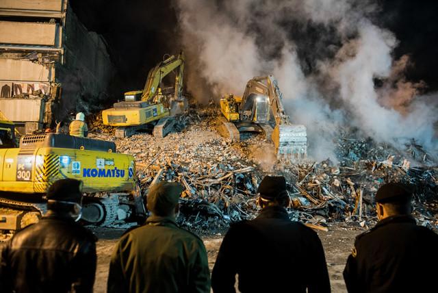 حال و روز کسبه پلاسکو بعد از آتشسوزی