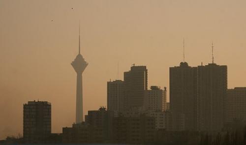 تداوم هوای آلوده در روز جاری